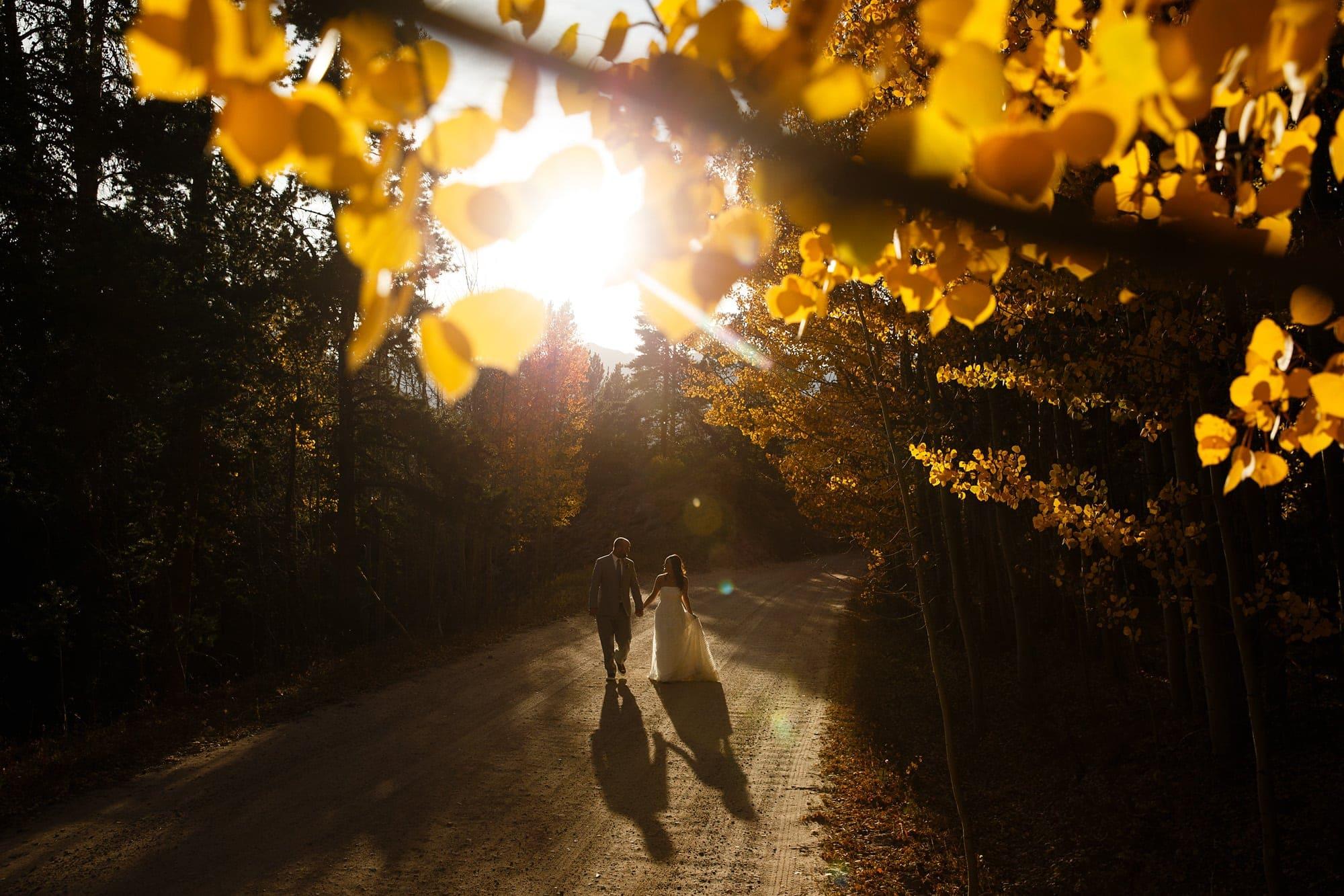 Breckenridge Boreas Pass wedding | Heidi & Frank