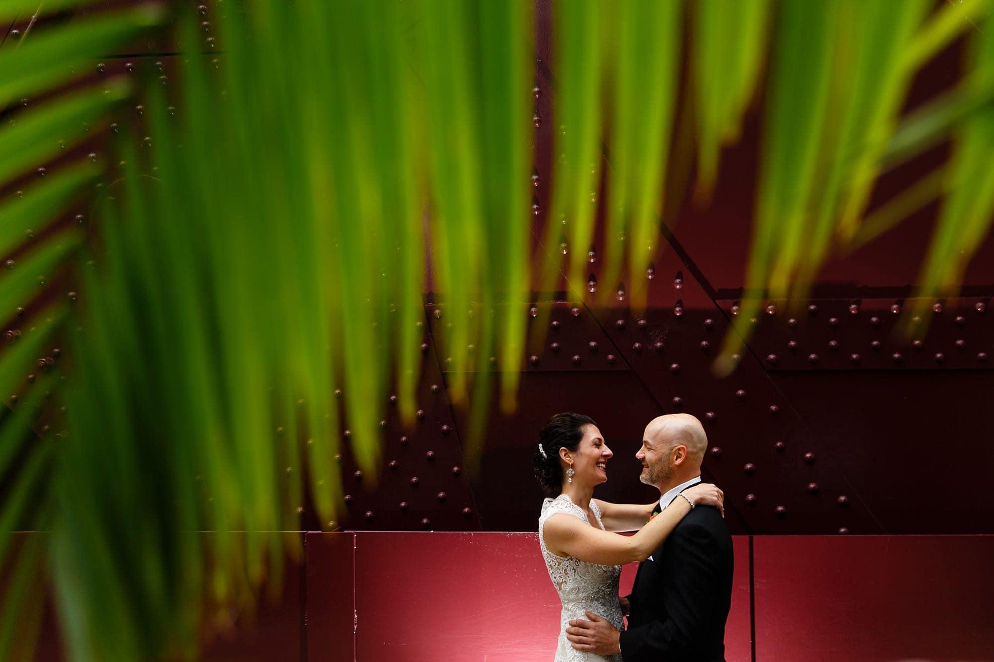 Bridgeport Art Center wedding | Chicago | Brad & Christina