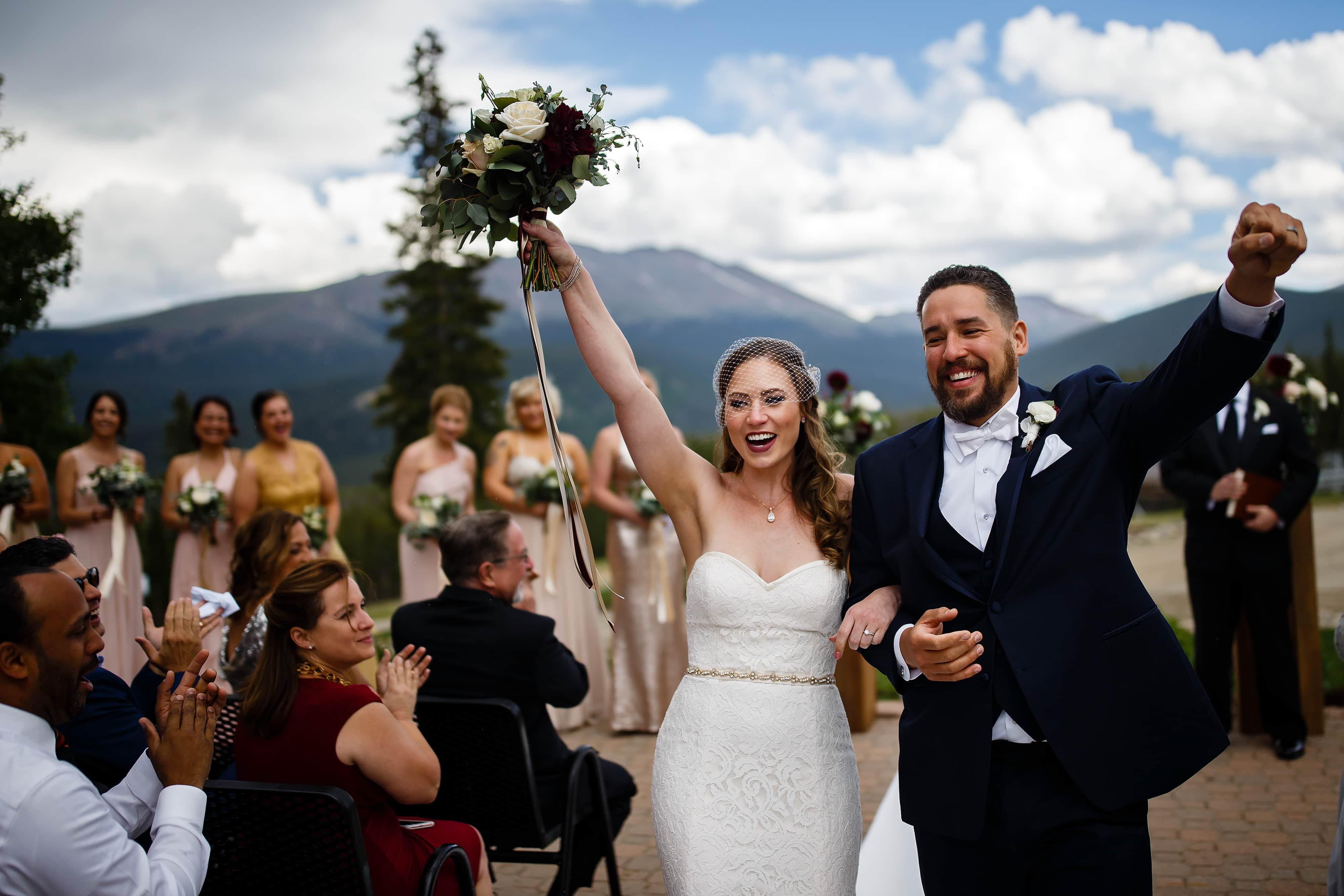 TenMile Station Wedding in Breckenridge | Sharon & Nick