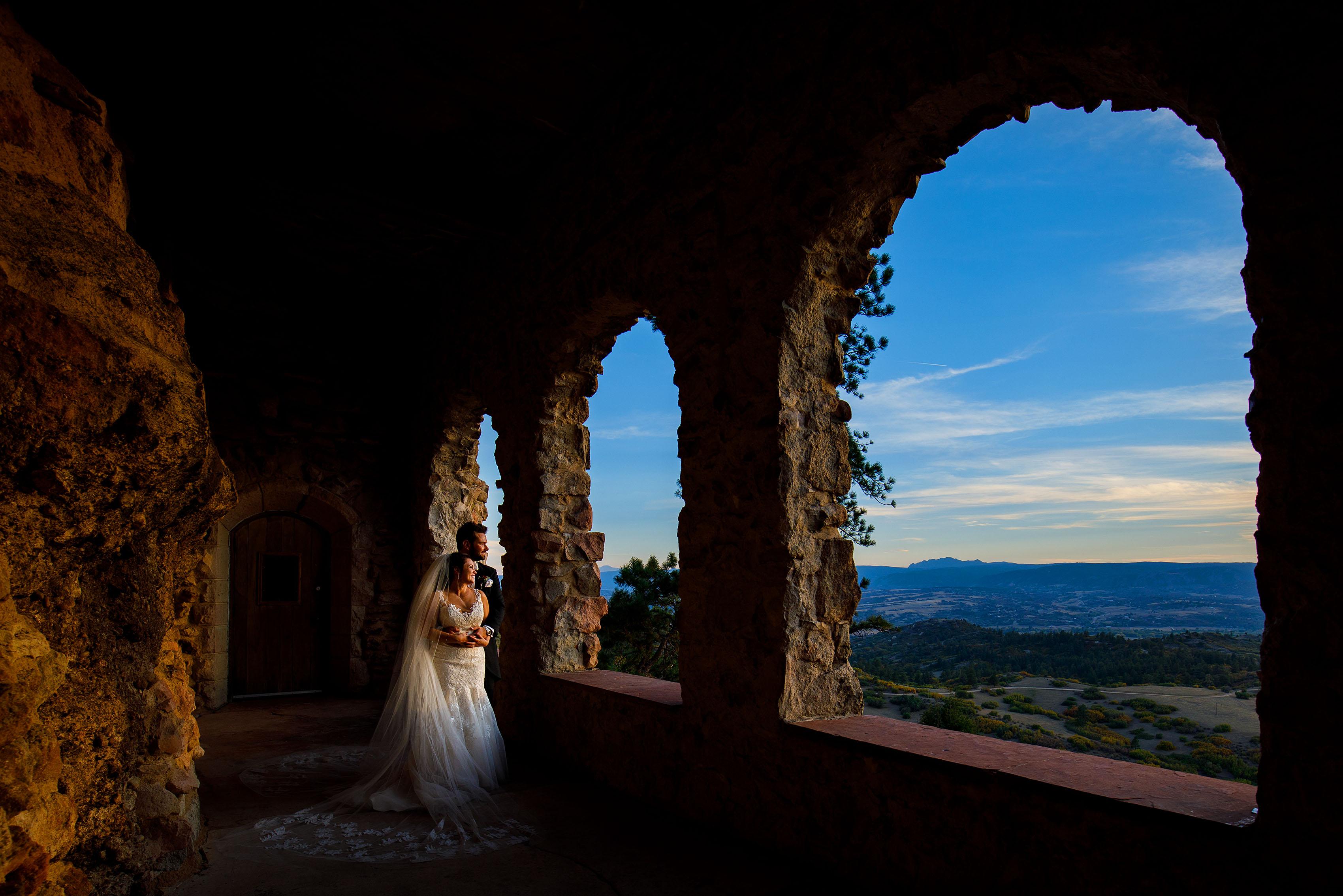 Cherokee Ranch & Castle Wedding   Melissa and Jordan
