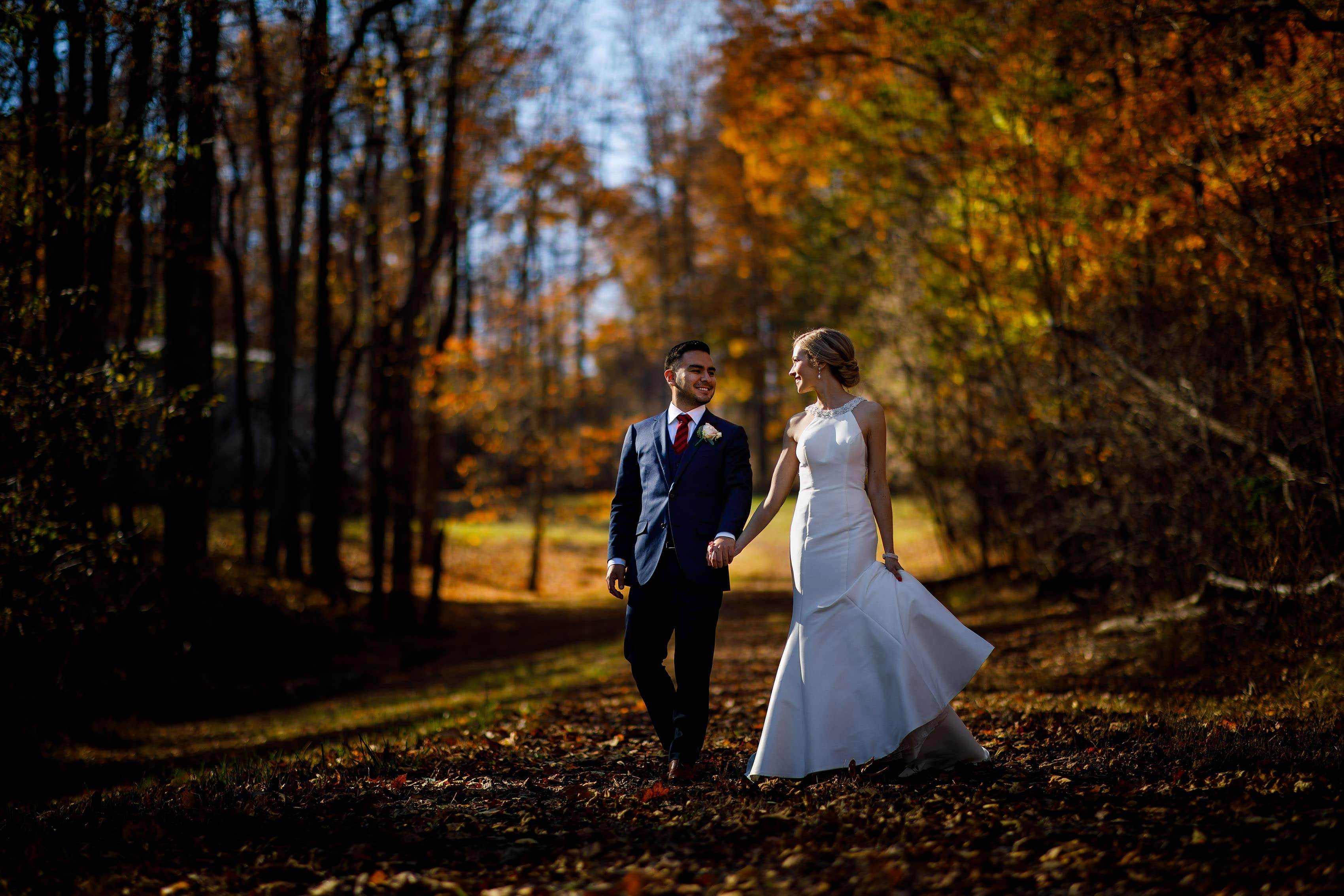 Madison at the Mill Wedding | Ashley & Richie