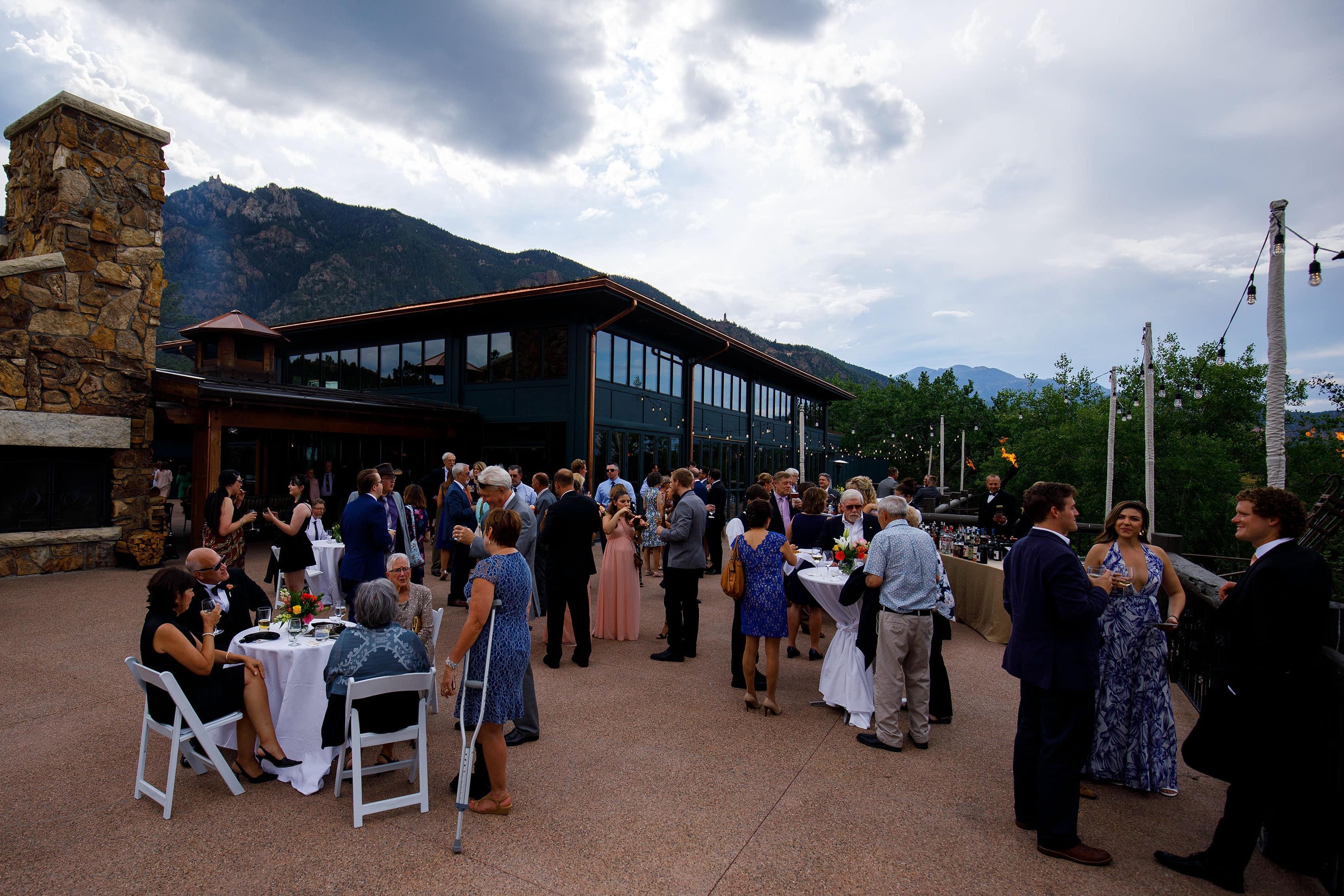 Cheyenne Lodge wedding venue at The Broadmoor