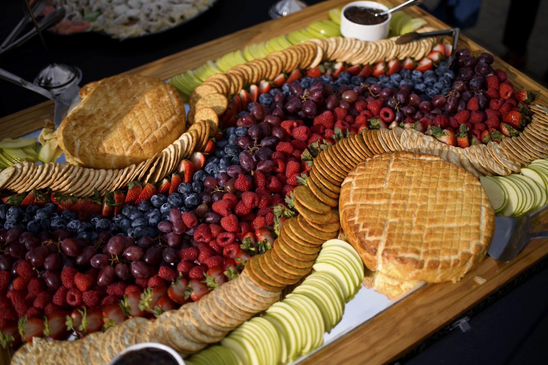 Food at Arapahoe Basin WeddingFood at Arapahoe Basin Wedding