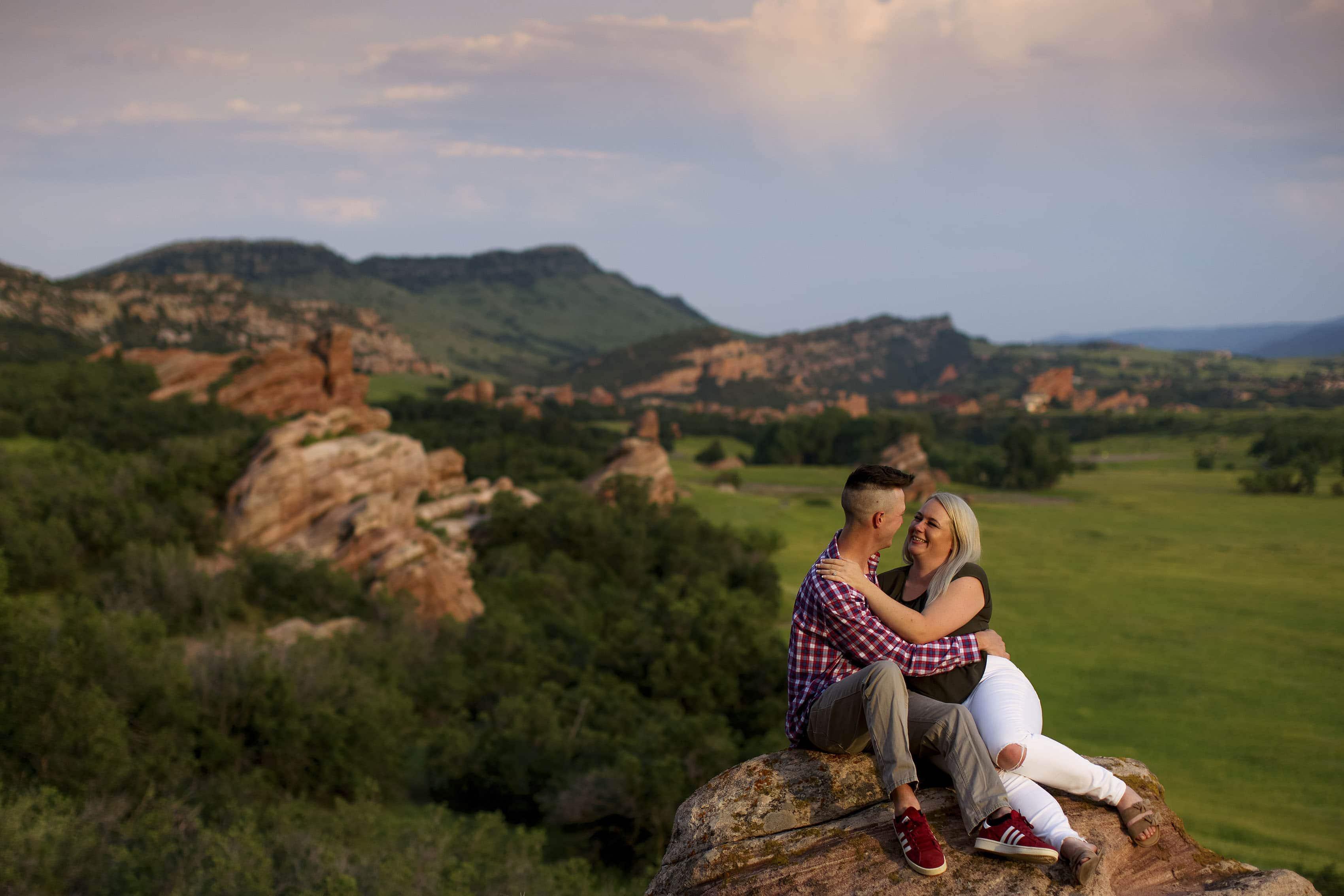 Littleton Engagement | Kelsey & Colin