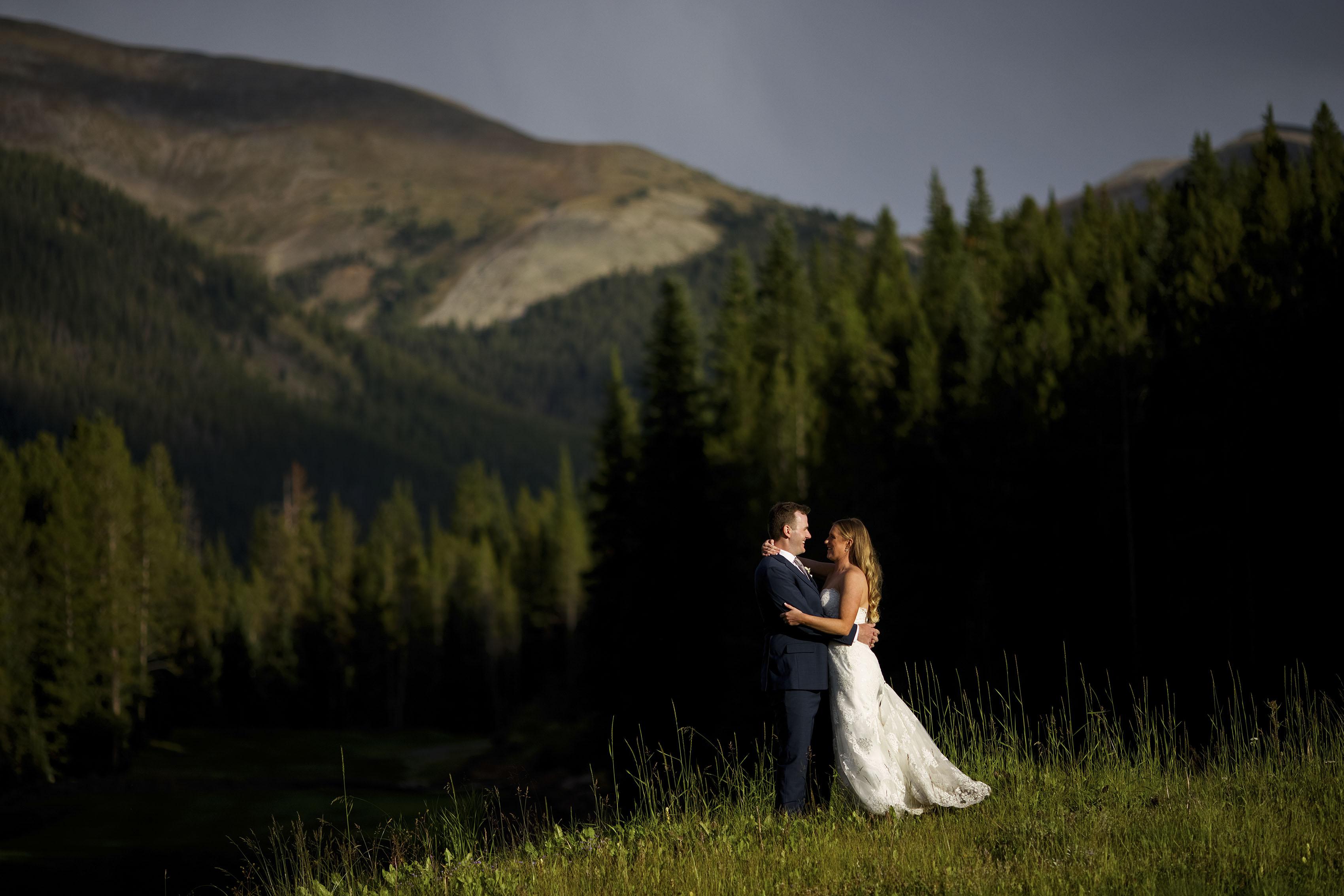 Summer Mountain Resort Wedding | Mel & Drew